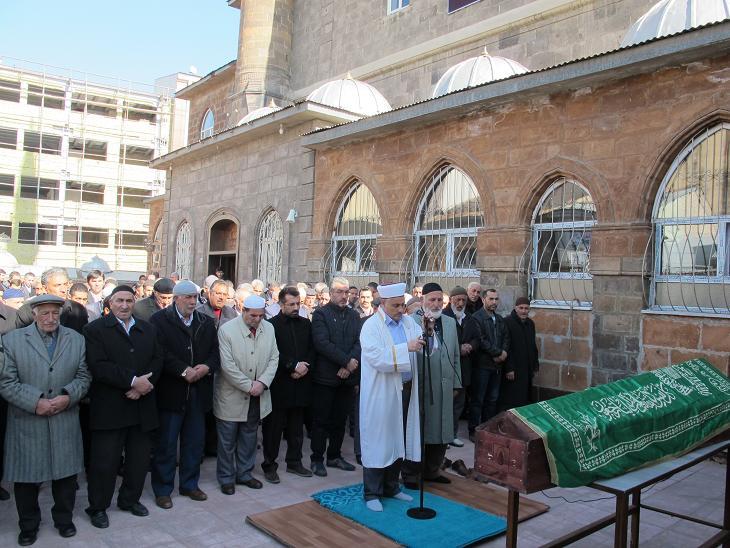 Ağrı DHA Muhabirlerinden Ahmet Özbilgi hayatını kaybetti
