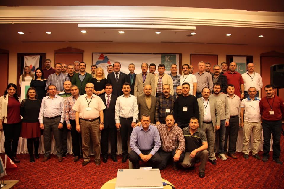 IC Vakfı Katkıları ile Ağrı İbrahim Çeçen Üniversitesi 6. Gelişim Semineri