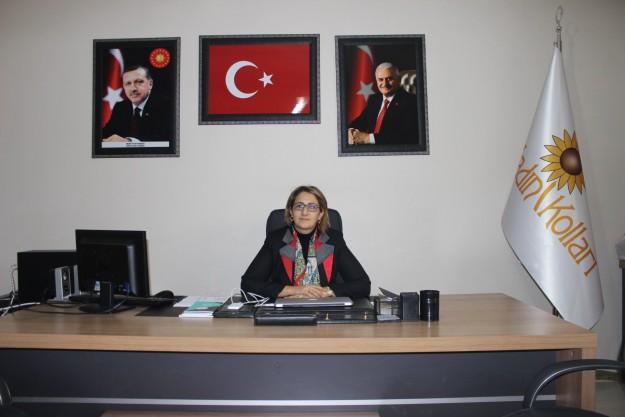 AK Parti Ağrı Milletvekili Adayı Dilan Özmen Özgün'ün Ramazan Bayramı Mesajı