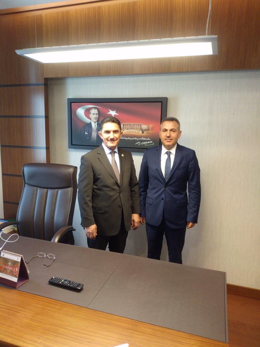 ValiSüleyman Elban'dan,Çelebi'ye Ziyaret