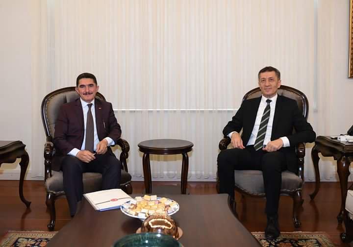 Milli Eğitim Bakanı Ziya Selçuk, Pazartesi Günü Ağrı'da