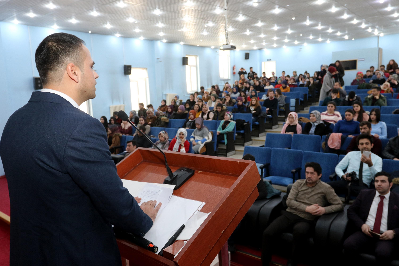 AİÇÜ'de 'Engelli ve Yaşlı Bakımında Güncel Sosyal Politikalar ve Uygulamaları' Konulu Konferans Düzenlendi