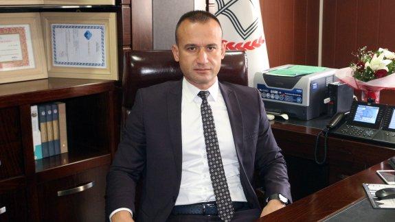 Yeni Ağrı Milli Eğitim Müdürü; Mehmet Faruk Tekin