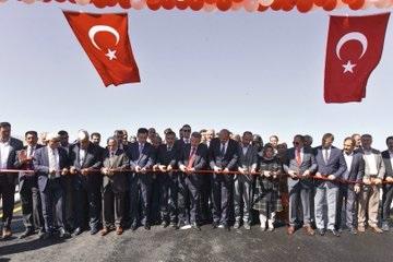Ağrı'da 50 yataklı termal otel turizme hazırlık köprüsü açıldı.