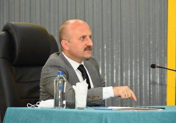Vali Varol, Kurum Müdürleriyle Değerlendirme Toplantısı Yaptı