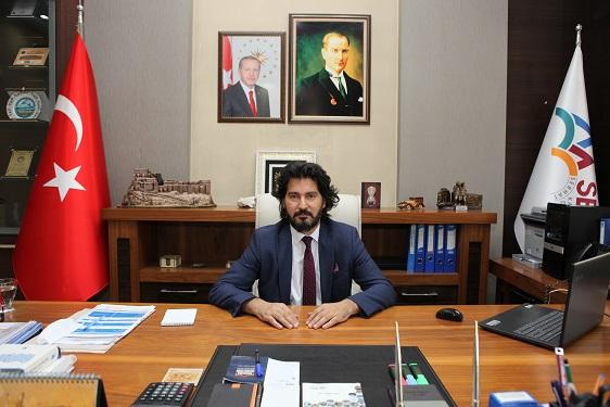 Dr. İbrahim Taşdemir SERKA'ya Genel Sekreter olarak atandı
