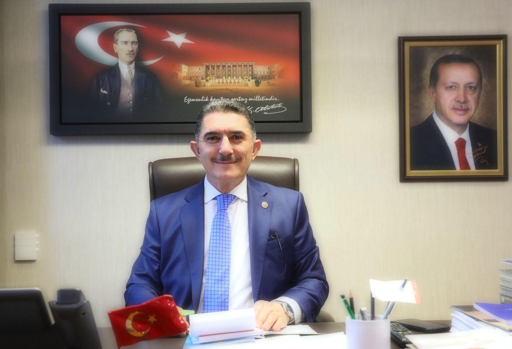 AK Parti Ağrı Milletvekili Ekrem Çelebi, 19 Eylül Gaziler Günü'nü yayınladığı mesajla kutladı.